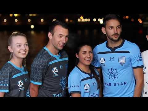 See How Our Sydney FC 2019/20 Kits Were Launched
