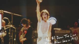 The Rolling Stones   All Down The Line (Brussels Affair, Live in 1973)   GHS2020