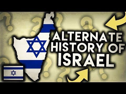 Alternate History Of Israel (1948-2019)