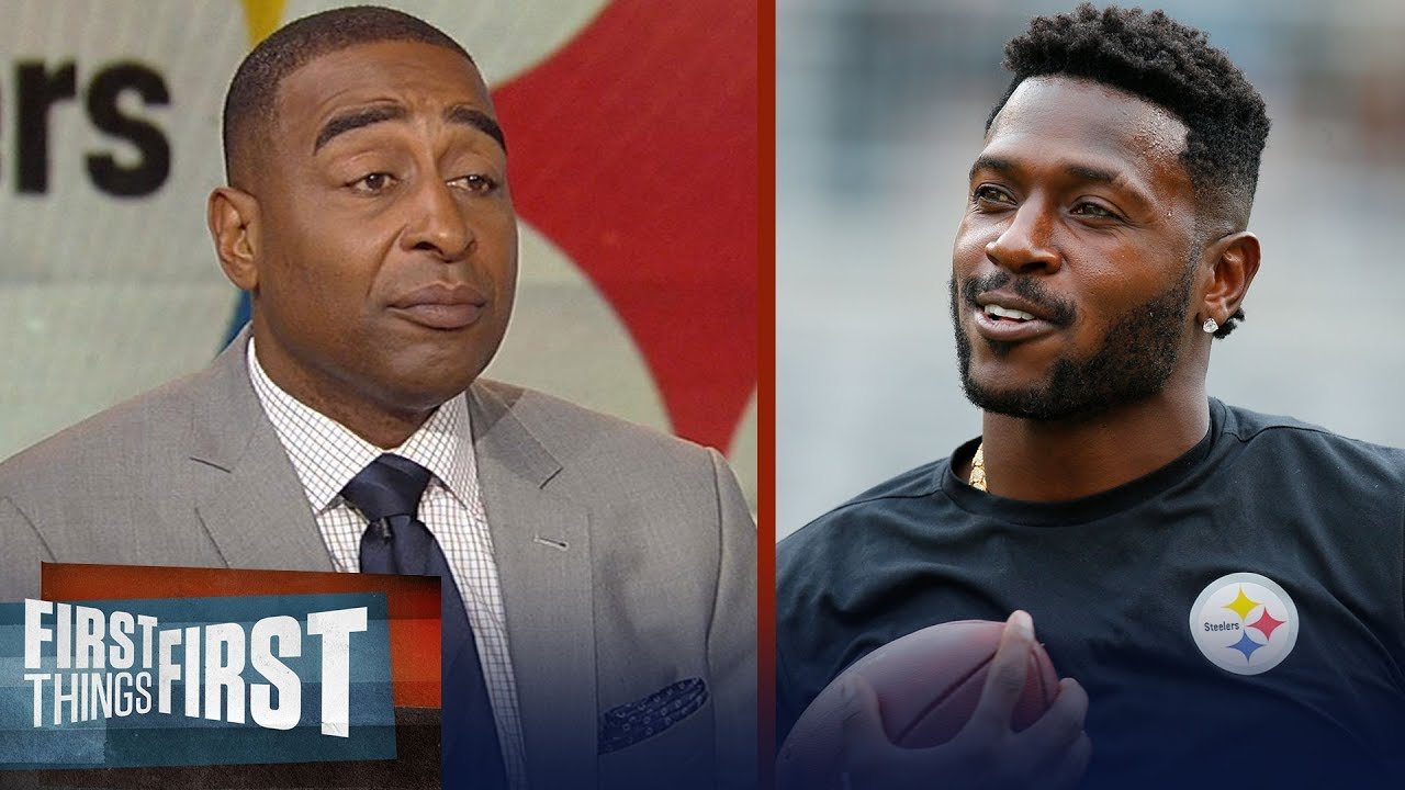 Cris & Nick react to Antonio Brown's 'trade me' response to tweet | NFL | FIRST THINGS FIRST