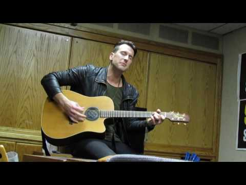 """Russell Dickerson ~ """"Yours"""" ~ KRTY ~ 2/8/17"""