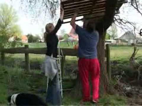 Top 6Pack - Les - Boomhut bouwen - Seizoen 1 - YouTube &KU92