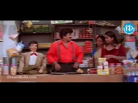 Ammo Bomma Movie - Uma Shankari, Jaya Lakshmi, Rajendra Prasad Comedy Scene