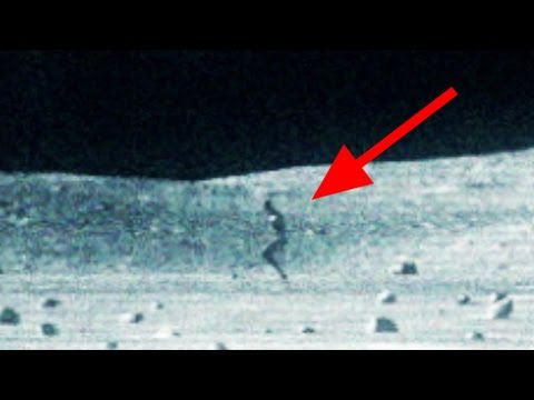 VIDEO incredibili: Un alieno sulla Luna registrato durante la missione Apollo 11