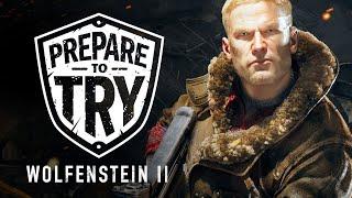 Wolfenstein 2 on Ultra Hard Is Insane Prepare To Try