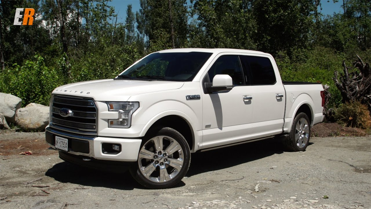 2016 ford f 150 limited is this the only vehicle you need