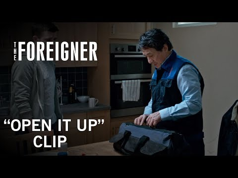 """The Foreigner   """"Open It Up"""" Clip   In Theaters Friday"""