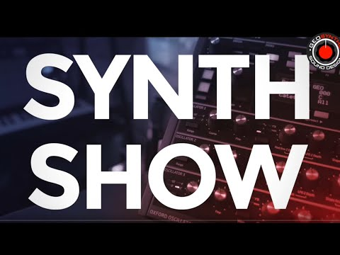 GEOSynths Synth Show - Episode 64