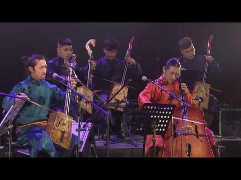 Mongolia music Nair- janga(live)