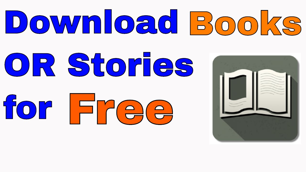 how to download novels for free youtube