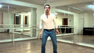 7 базовых элементов клубного танца базовый кач №1