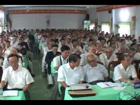 PGHH - chánh kiến - giáo lý viên Huỳnh Tầm Pha