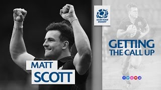 Scotland Rugby's Matt Scott talks club and country