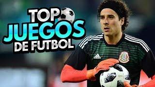 Top Juegos de Futbol Favoritos I Fedelobo I