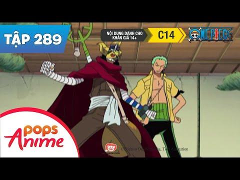 One Piece Tập 289 - Cách Đánh Mới Của Zoro! Sokeking Làm Kiếm Được Sao - Đảo Hải Tặc