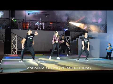 Show Moderno Xv Jessica Fernanda