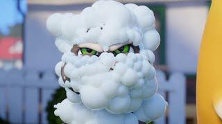 Минимульты «Говорящий Том» — Волшебная ягода (10 серия 2 сезона)