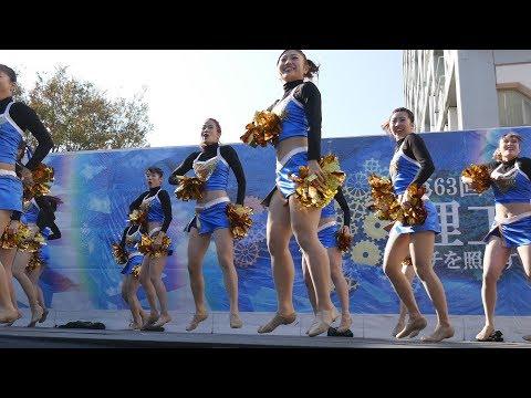 Cheerleading チア RIP SLYME JUMP with chay 早稲田大学チアダンスサークルMYNX 早稲田祭①