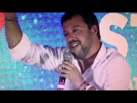 L'intervento di Salvini ad AtrejuIl le...