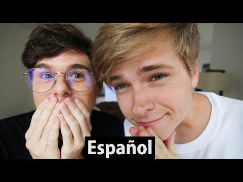 2 GRINGOS HABLANDO ESPAÑOL