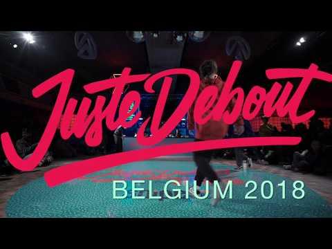 Juste Debout Belgium 2018 Junior Dance...