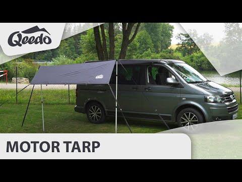 Qeedo Motor Tarp