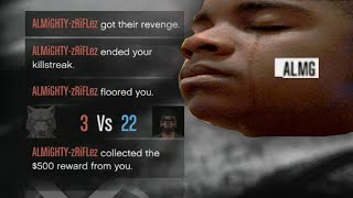 Destroying A Kid Talking Smack In A 1v1 (GTA 5 Online)