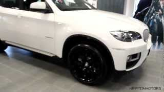 2013 BMW X6 M Sport Review