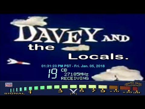 Inland Empire Deplorables. Davey And The Locals XXX Adults 2018 01 16