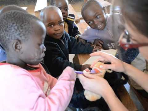 Dentists without borders (Sweden) in Tanzania 2016