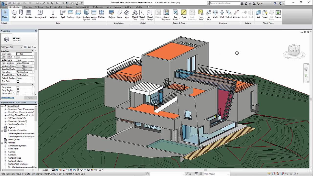 SimLab SketchUp exporter for Revit