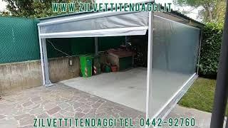 Ampia scelta e consegna rapida in tutta italia. Tenda Rullo Guidata Per Esterno Avvolgibile Con Pvc Semi Trasparente Youtube