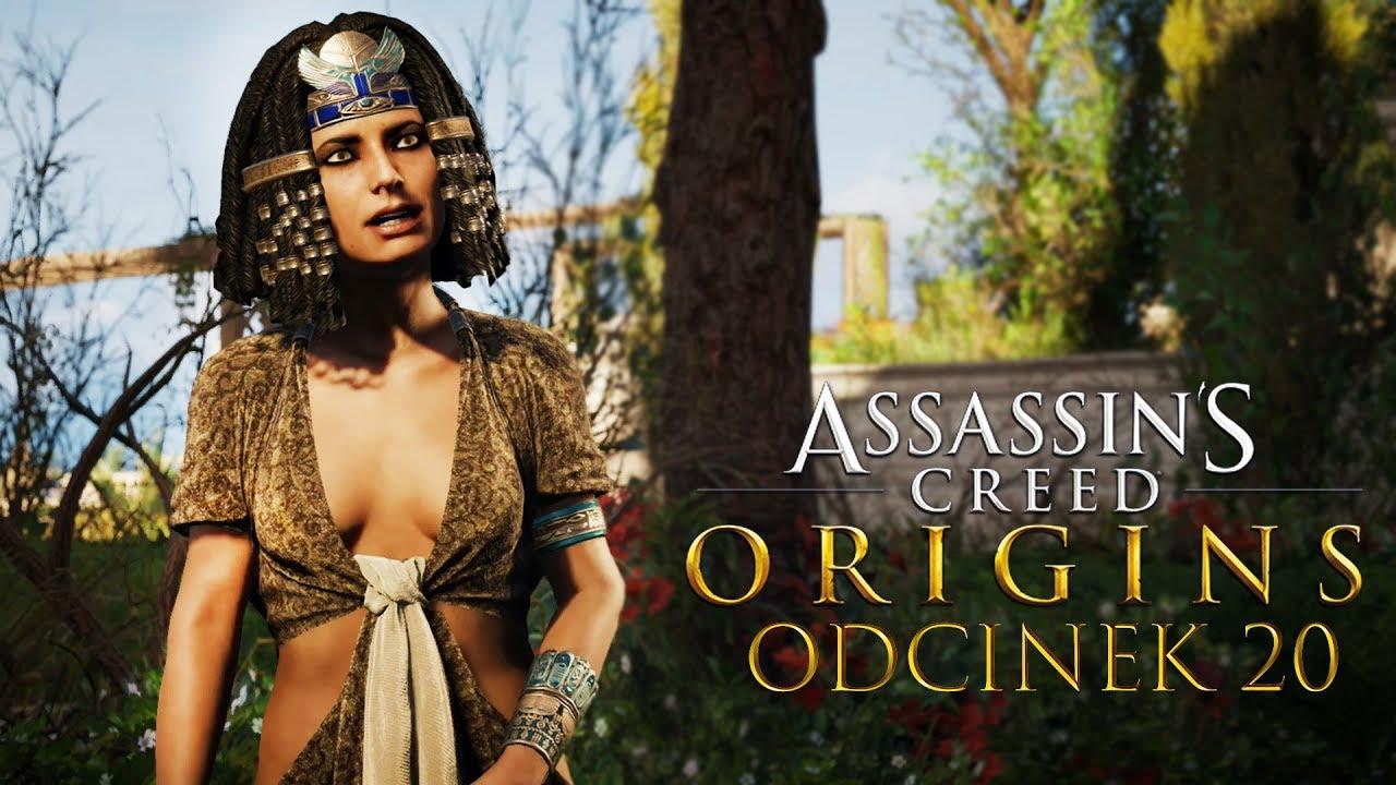 Zagrajmy w Assassin's Creed Origins #20 – ZAMACH NA KLEOPATRĘ! – PC