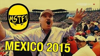 2015 Mexican Grand Prix – Mystery Science Theater F1