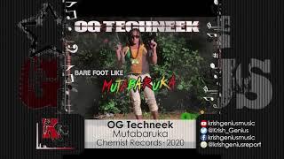 OG Techneek - Mutabaruka (Official Audio 2020)