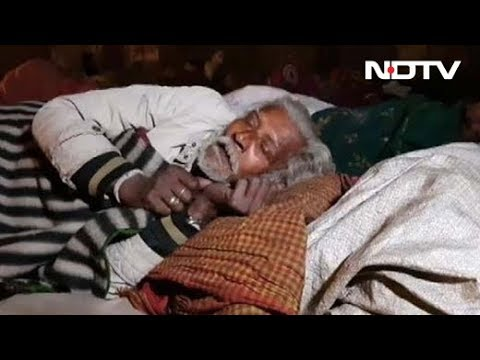 Ground Report: Delhi's homeless prefer sleeping on streets in cold than night shelters