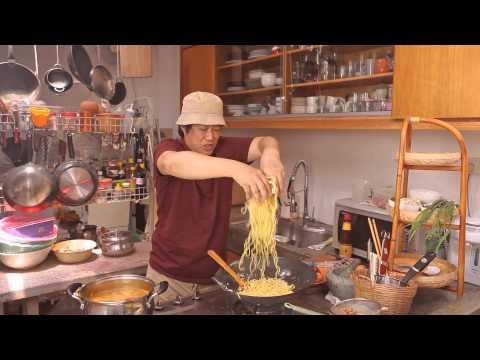 SG50 Deliciously Singaporean: Fried Hokkien Prawn Mee