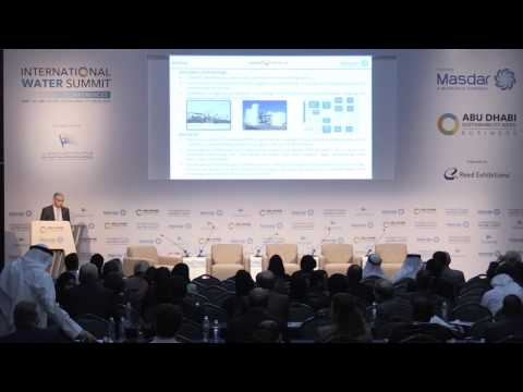 Case Study UAE's clean energy desalination programme