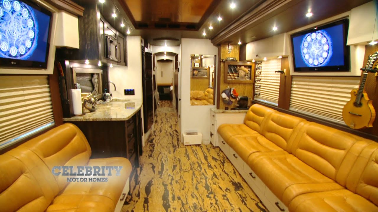 Will Smith S Luxury Mobile Home