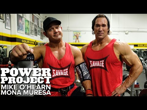 Mark Bell's Power Project EP. 162 - Mike O'Hearn and Mona Muresan