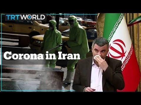 Is coronavirus in Iran under control?