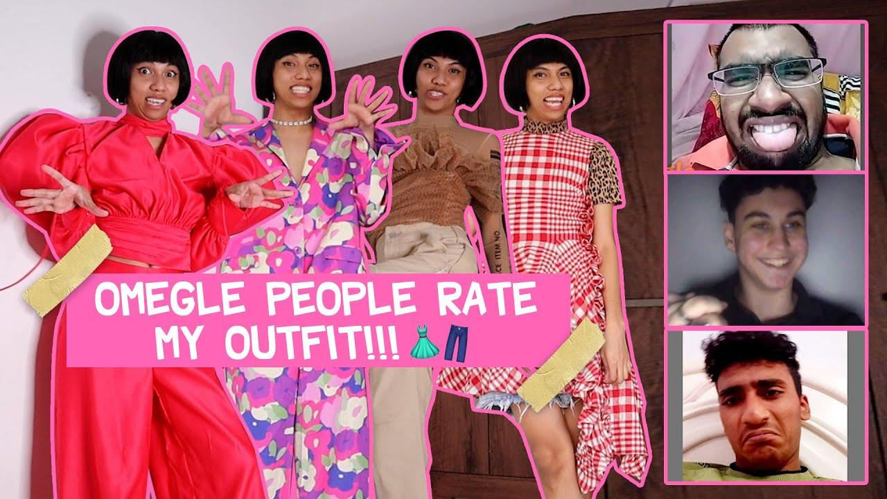 STRANGERS RATE MY OUTFIT!! (NAKAKALOKAAA!) NI MIMIYUUUH
