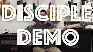Allen Eden Guitars Warehouse Sessions: DISCIPLE