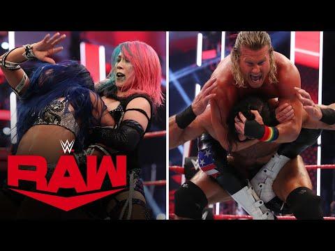 McIntyre & Asuka vs. Ziggler & Banks – Champions vs. Challengers Match: Raw, June 29, 2020