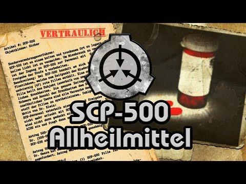SCP-500: [Allheilmittel 💊]