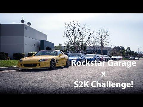 LOUD NOISES! | Rockstar Garage x S2K Challenge Meet: Racecars and Dynos