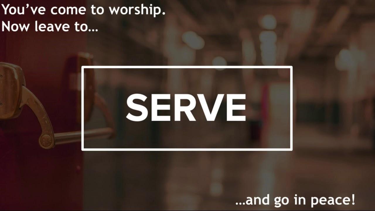 Sunday Service 4/11/2021