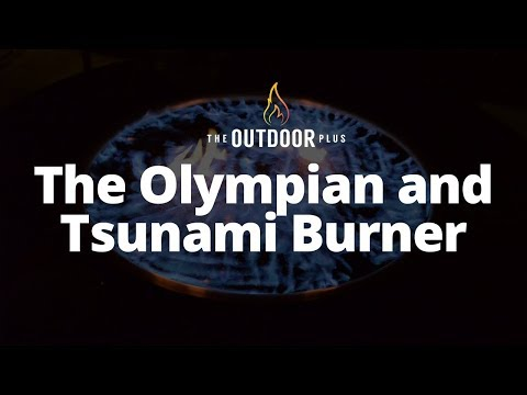 Olympian and Tsunami video