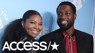 Gabrielle Union Says Husband Dwyane Wade Sounds Like 'A Dying Rhino' When He Snores