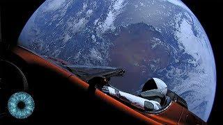 Falcon Heavy: Starman ist weiter weg als der Mars! - Die Elon Musk Chroniken